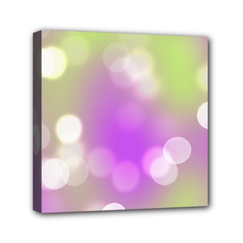 Modern Bokeh 7 Mini Canvas 6  X 6  by ImpressiveMoments