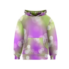 Modern Bokeh 7 Kid s Pullover Hoodies by ImpressiveMoments