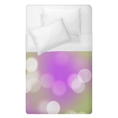 Modern Bokeh 7 Duvet Cover Single Side (single Size) by ImpressiveMoments