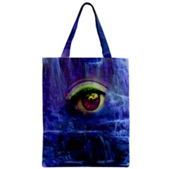 Waterfall Tears Classic Tote Bags by icarusismartdesigns
