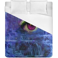 Waterfall Tears Duvet Cover Single Side (double Size) by icarusismartdesigns