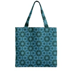 Cute Pretty Elegant Pattern Grocery Tote Bags by creativemom