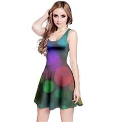 Modern Bokeh 15 Reversible Sleeveless Dresses
