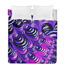 Special Fractal 31pink,purple Duvet Cover (Twin Size) by ImpressiveMoments