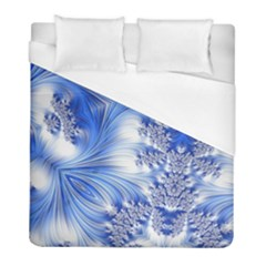 Special Fractal 17 Blue Duvet Cover Single Side (twin Size) by ImpressiveMoments