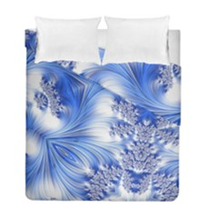 Special Fractal 17 Blue Duvet Cover (twin Size) by ImpressiveMoments