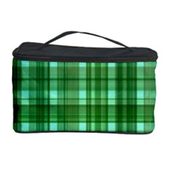 Plaid Forest Cosmetic Storage Cases by ImpressiveMoments