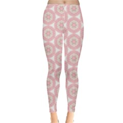 Cute Seamless Tile Pattern Gifts Women s Leggings by creativemom