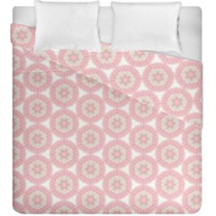 Cute Seamless Tile Pattern Gifts Duvet Cover (king Size)