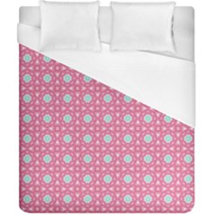 Cute Seamless Tile Pattern Gifts Duvet Cover Single Side (double Size) by creativemom