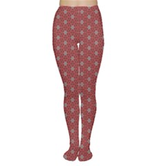 Cute Seamless Tile Pattern Gifts Women s Tights by creativemom