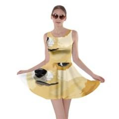 Dogecoin Skater Dresses