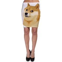 Dogecoin Bodycon Skirts by dogestore