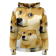 Dogecoin Women s Pullover Hoodies by dogestore