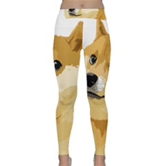 Dogecoin Yoga Leggings by dogestore