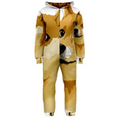 Dogecoin Hooded Jumpsuit (ladies)  by dogestore