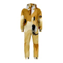 Dogecoin Hooded Jumpsuit (kids) by dogestore