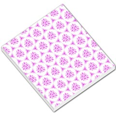 Sweet Doodle Pattern Pink Small Memo Pads by ImpressiveMoments