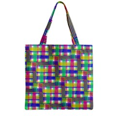 Doodle Pattern Freedom  Grocery Tote Bags by ImpressiveMoments
