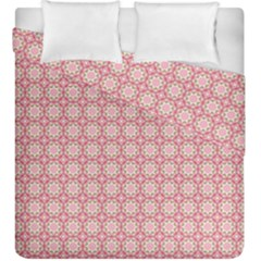 Cute Seamless Tile Pattern Gifts Duvet Cover (King Size) by creativemom