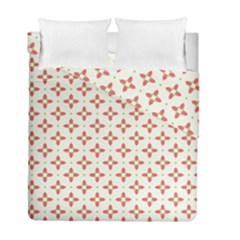 Cute Seamless Tile Pattern Gifts Duvet Cover (twin Size)