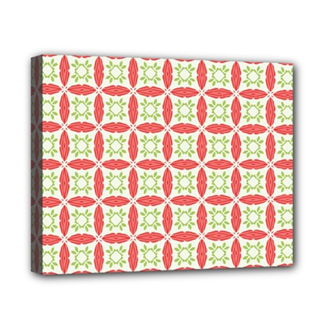 Cute Seamless Tile Pattern Gifts Canvas 10  X 8  by creativemom
