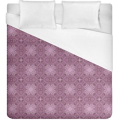 Cute Seamless Tile Pattern Gifts Duvet Cover Single Side (KingSize) by creativemom