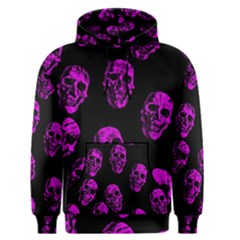 Purple Skulls  Men s Pullover Hoodies by ImpressiveMoments