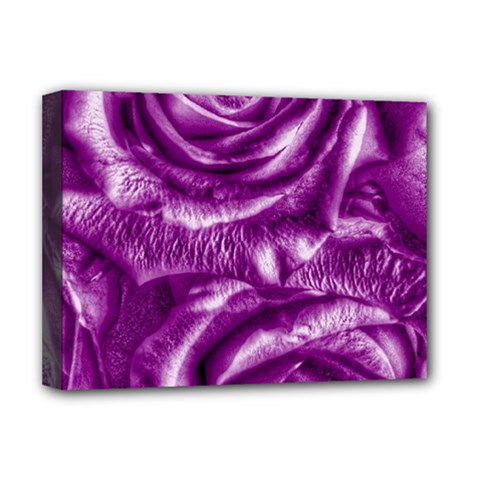 Gorgeous Roses,purple  Deluxe Canvas 16  X 12