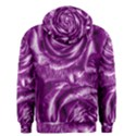 Gorgeous Roses,purple  Men s Zipper Hoodies View2