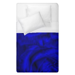 Gorgeous Roses,deep Blue Duvet Cover Single Side (single Size) by MoreColorsinLife