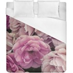 Great Garden Roses Pink Duvet Cover Single Side (Double Size)