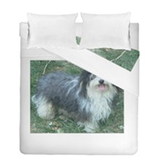 Havanese Full Duvet Cover (Twin Size) by TailWags