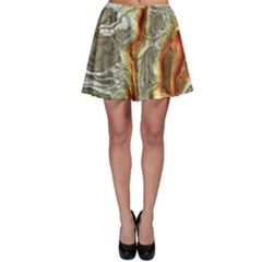 Brilliant Metal 3 Skater Skirts by MoreColorsinLife