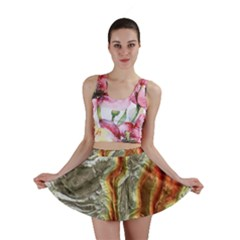 Brilliant Metal 3 Mini Skirts by MoreColorsinLife