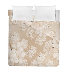 Delicate Floral Pattern,softly Duvet Cover (Twin Size) by MoreColorsinLife