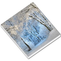 Another Winter Wonderland 1 Small Memo Pads by MoreColorsinLife