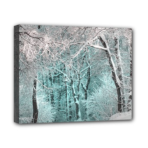 Another Winter Wonderland 2 Canvas 10  X 8  by MoreColorsinLife