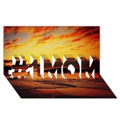 Stunning Sunset On The Beach 2 #1 Mom 3d Greeting Cards (8x4)