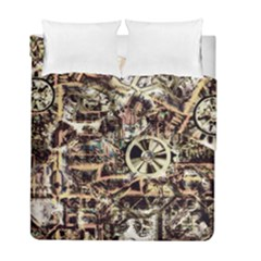 Steampunk 4 Soft Duvet Cover (twin Size) by MoreColorsinLife
