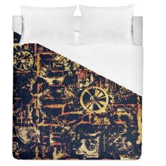 Steampunk 4 Duvet Cover Single Side (full/queen Size) by MoreColorsinLife