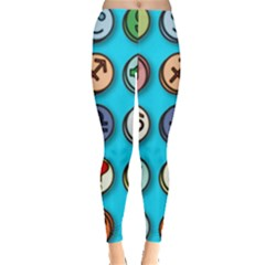 Emotion Pills Women s Leggings by ScienceGeek