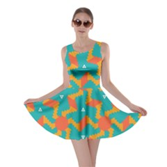 Sun Pattern Skater Dress by LalyLauraFLM