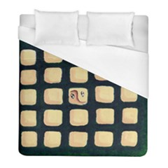 Crowd  Duvet Cover Single Side (twin Size) by theimagezone