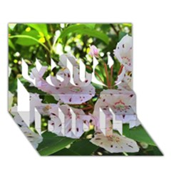 Amazing Garden Flowers 35 You Did It 3d Greeting Card (7x5)