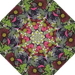 Amazing Garden Flowers 21 Straight Umbrellas by MoreColorsinLife