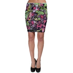 Amazing Garden Flowers 33 Bodycon Skirts