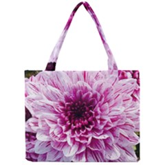 Wonderful Flowers Tiny Tote Bags