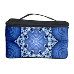 Awesome Kaleido 07 Blue Cosmetic Storage Cases by MoreColorsinLife