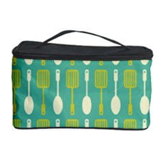 Spatula Spoon Pattern Cosmetic Storage Cases by creativemom
